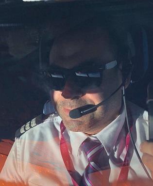 пилот авиалиний