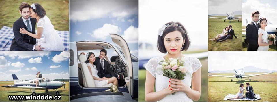 Необычное свадебное предложение в Праге